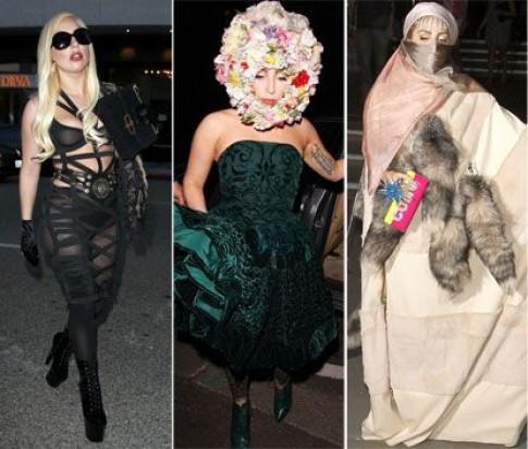 Sao Hollywood có phong cách thời trang gàn dở