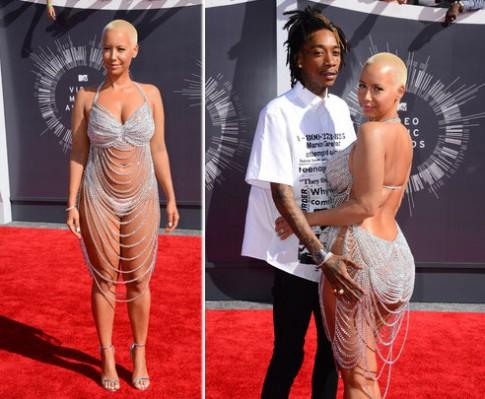 Sao khoe vẻ gợi cảm tại MTV Video Music Award 2014