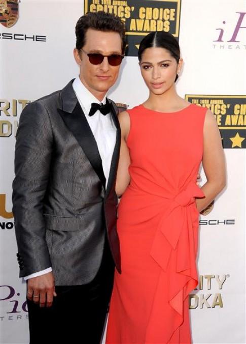 Sao trên thảm đỏ Critics' Choice Movie Awards (2)