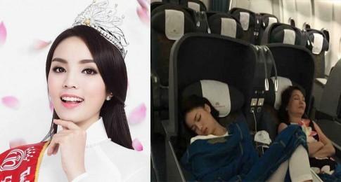 Sao Việt bày tỏ ý kiến trước bức ảnh 'khó đỡ' của Hoa hậu Kỳ Duyên