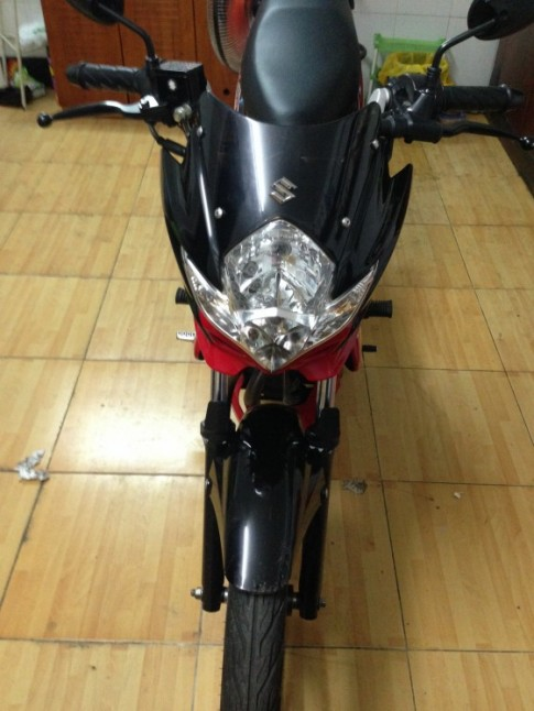Satria F150 2013 nhập Indonesia ODO đúng 9600km chính chủ