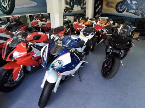 Showroom Moto Ken Xe Da Qua Su Dung Can Ban