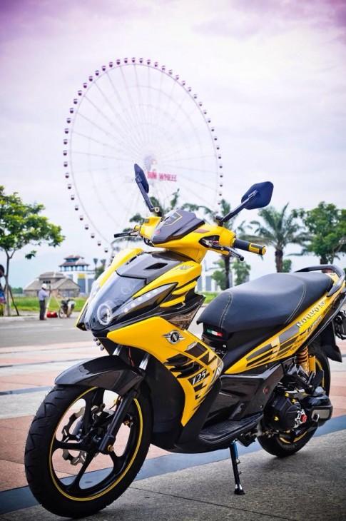 Siêu mẫu Nouvo SX khoe dáng ở thành phố đáng sống nhất Việt Nam