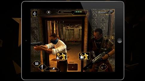 Sieu pham hanh dong Deus Ex dang duoc FREE tren App Store