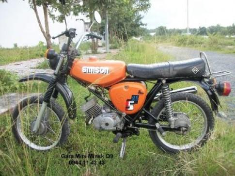 Simson Enduro S51 - kỷ niệm chưa ngủ quên
