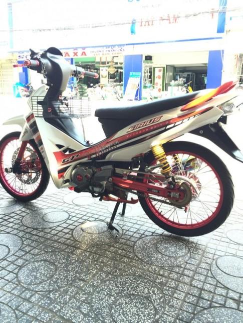 Sirius full do Thai cua 68 Racing Team