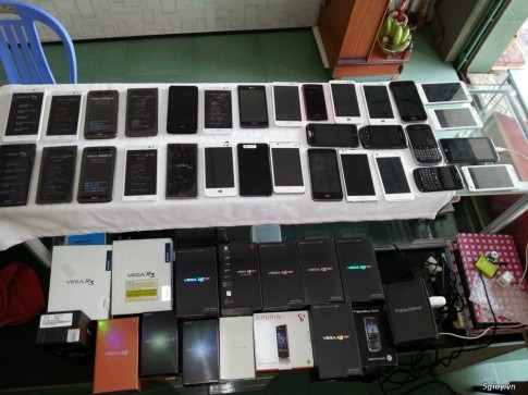 Smartphone noi dia Han Quoc ve Viet Nam nhu the nao?
