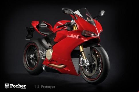 Sở hữu Ducati 1299 Panigale S với giá chỉ vài chục triệu đồng