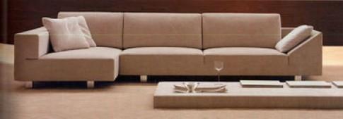 Sofa và bàn cùng chất liệu
