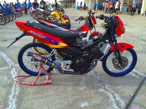 Sonic 125cc full do choi thai tan rang