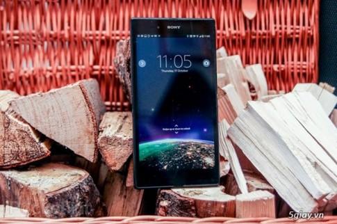 Sony Xperia Z Ultra phien ban Wi-Fi trinh lang, gia 11 trieu dong