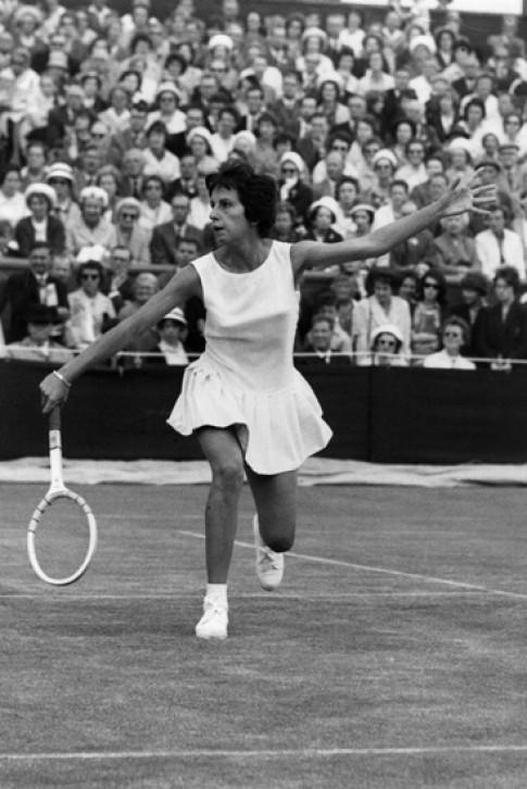 Su bien doi cua trang phuc choi tennis (tiep)