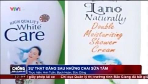 Sự thật đằng sau những chai sữa tắm tinh chất sữa dê