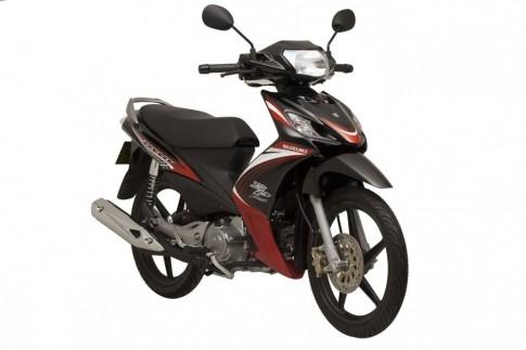 Suzuki Axelo 125 con tu dong va mot so loi co the gap