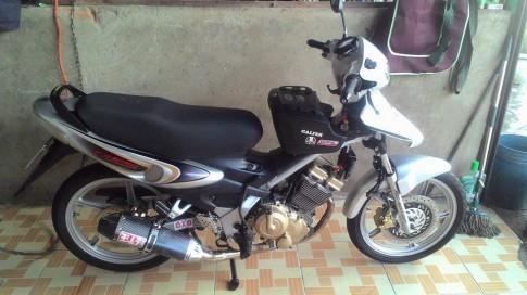 Suzuki Fx do cua biker Dong Nai