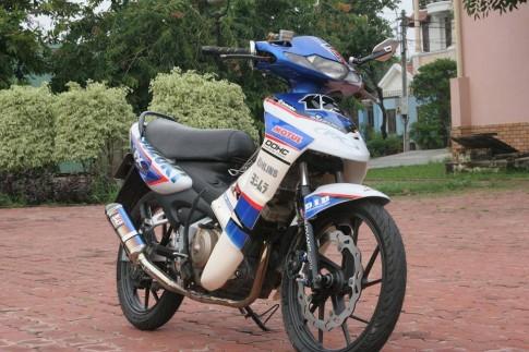 Suzuki FX do full do choi cua biker