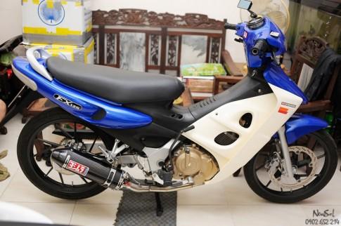 Suzuki Fx don chuan tung milimet