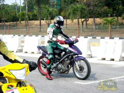 Suzuki FX Nhật zin có top speed là 145km/h