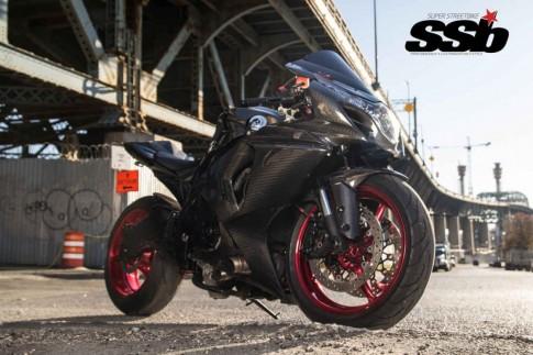 Suzuki GSX-R1000 Carbon độ Turbo lên đến 326 mã lực
