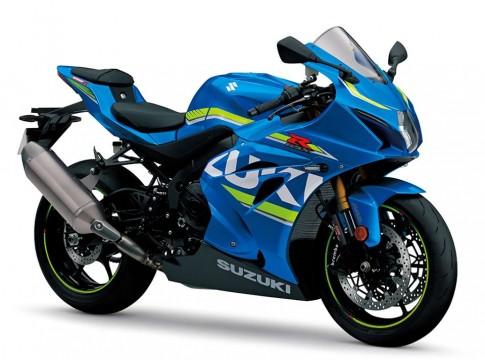 Suzuki GSX-R1000 L7 ong vua cua dong Sportbike