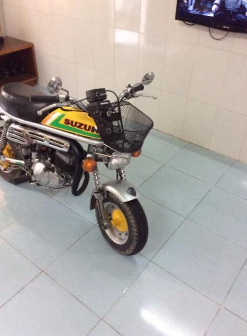 Suzuki PV 50cc 2 thi con tay 5 so cuc hot