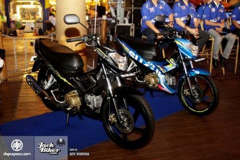 Suzuki ra mắt Satria F115 Phiên bản Young Star