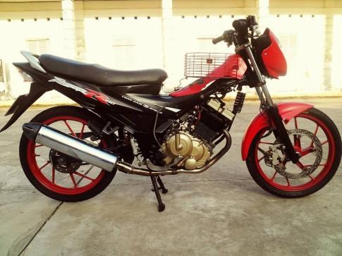 Suzuki Raider 125 gọn đẹp sạch sẽ