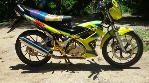 Suzuki Raider 150cc doi cu