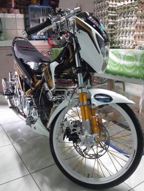 Suzuki Raider ban do chinh thong tu thailan