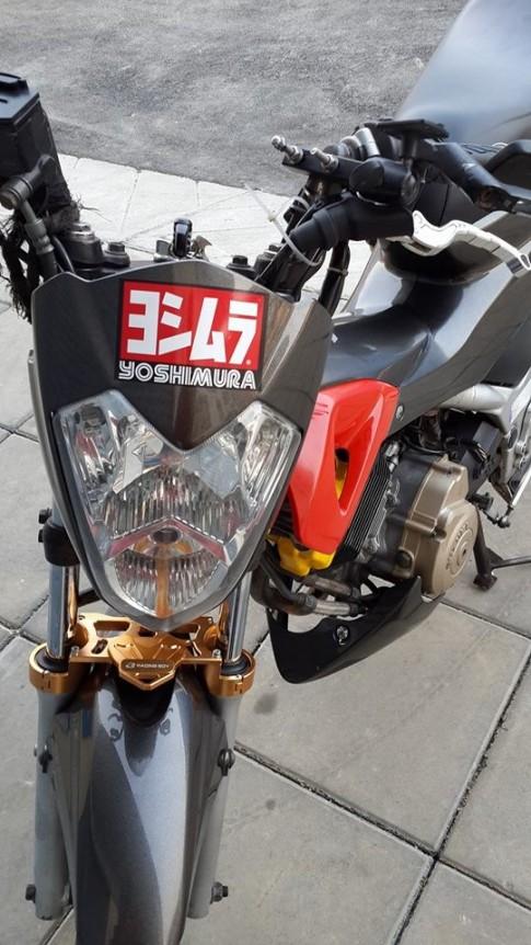 Suzuki Raider độ nhẹ đồ chơi Racingboy