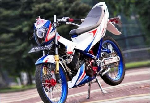Suzuki Raider - sức mạnh của Underbone?
