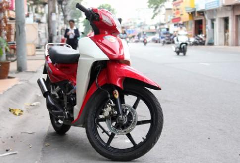 Suzuki RGV 120: Huyền thoại của dân chơi