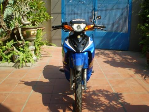 Suzuki Satria 2006 cop trum men zin tu a toi z tim chu moi