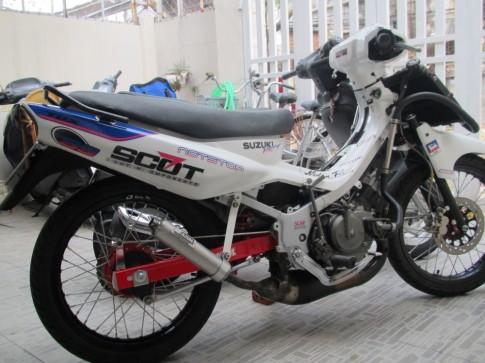 Suzuki Sport Scott Racing may nuoc