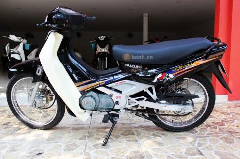 Suzuki Xi Po 110 don don gian ma cuc dep