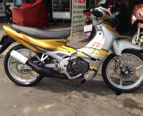Suzuki xipo 99 do keng tren duong pho