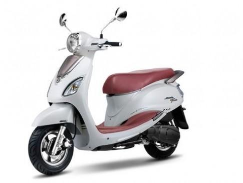SYM Venus đối thủ của Honda Lead 125 ở Việt Nam