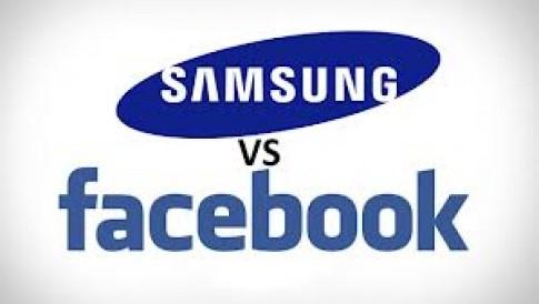 Tai facebook cho dien thoai Samsung