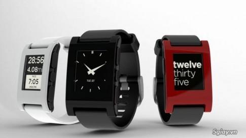 Tai sao Smartwatch Pebble thanh cong nhu vay?