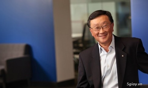 Tan CEO BlackBerry che nhao nguoi dung iPhone