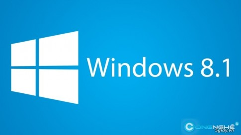 Tat ca ve Windows 8.1