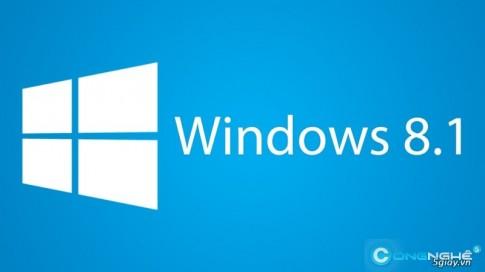 Tất cả về Windows 8.1