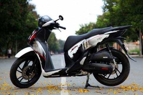 Tem đấu cho Honda SH