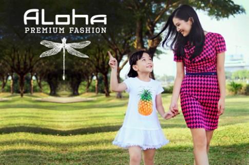Thái Sơn S.P - thương hiệu thời trang Việt ứng dụng