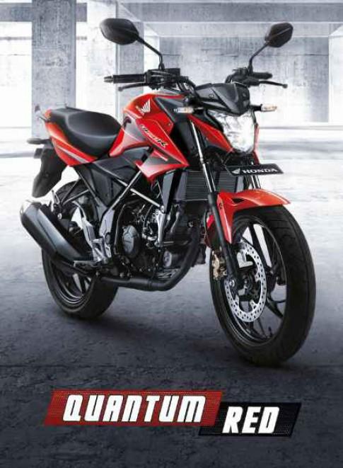 Them hinh anh Honda CB150R sap ra mat tai Indo!!