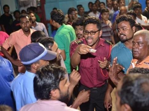 'Thien duong' Maldives thieu nuoc tram trong