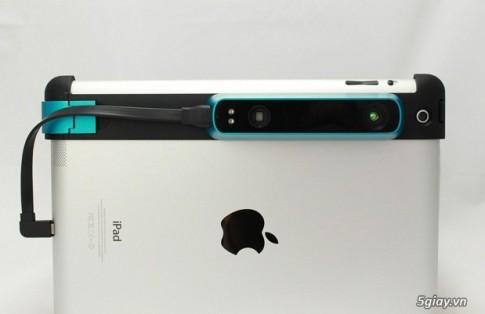 Thiet bi bien iPad thanh may quet 3D