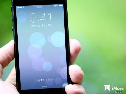 Thổi để mở khóa cho iPhone cực độc
