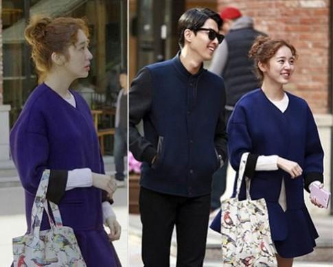 Thoi trang an tuong cua Yoon Eun Hye trong 'Future's Choice'
