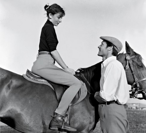 Thoi trang doi thuong cua Audrey Hepburn